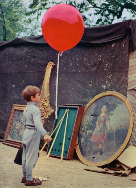 The Red Balloon by Albert Lamorisse-1956iii2