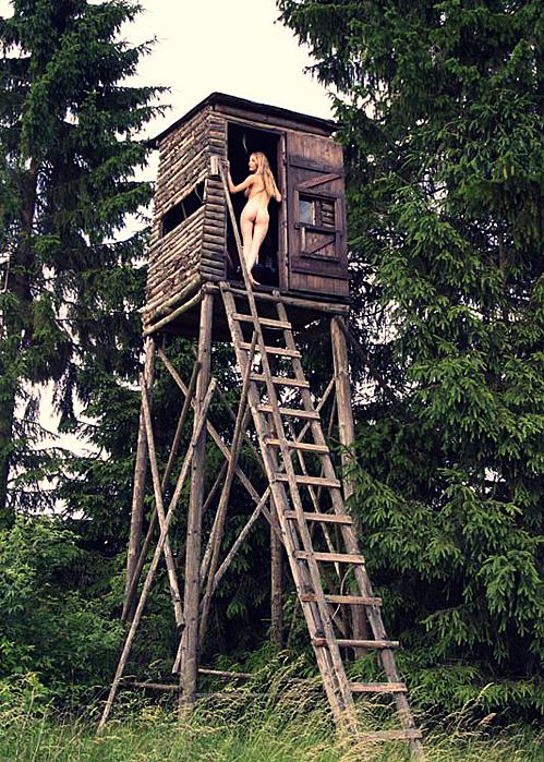 Treehouse Nude 106